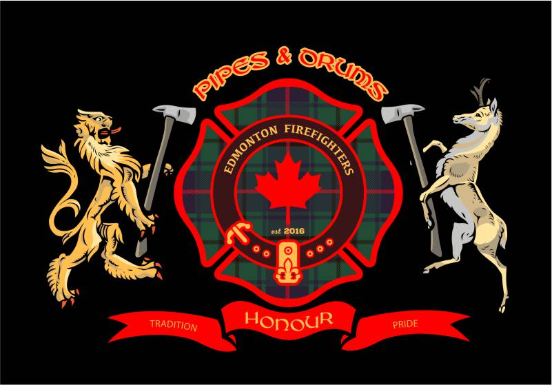 Edmonton Firefighters Pipes and Drums