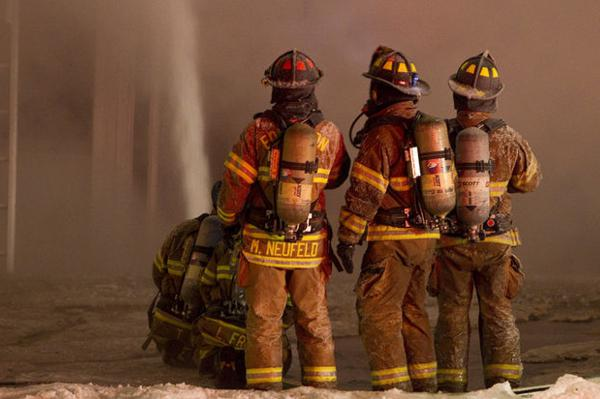 edmonton firefighters union
